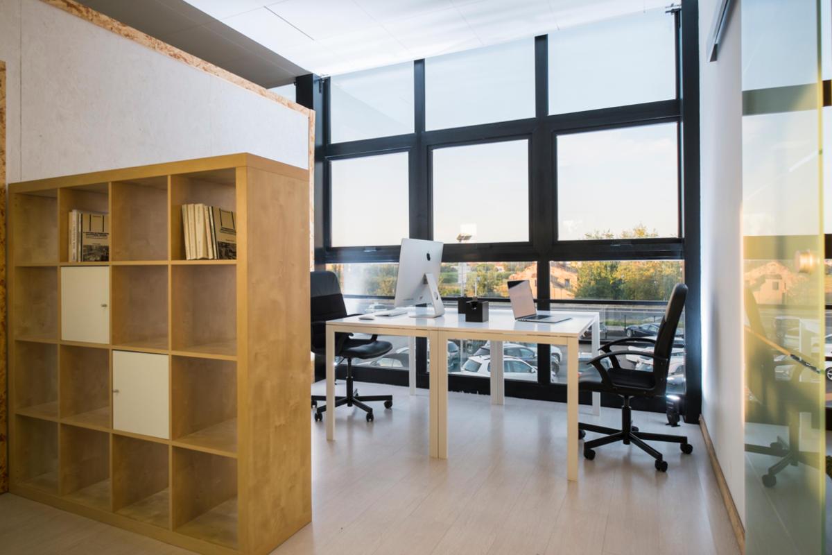 Scrivanie open desk